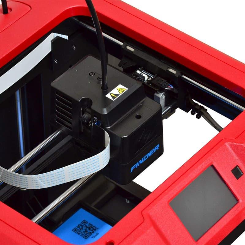 FlashForge Finder Impresora 3D partes
